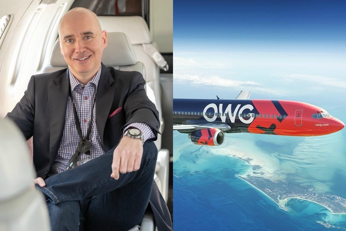 Marco Prud'Homme, président de OWG : « Laissez la chance au coureur ! » ; Air Canada : bientôt des tests rapides de dépistage de la COVID-19 ?