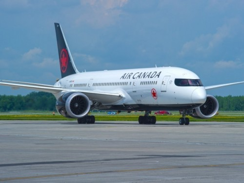 Air Canada : bientôt des tests rapides de dépistage de la COVID-19 ?