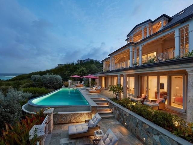 Cinq propriétés de luxe à découvrir à Saint-Vincent-et-les Grenadines