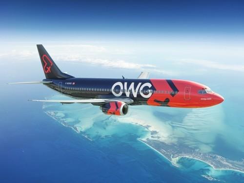 Les clients de Caribe Sol voleront sur les ailes d'OWG plutôt que celles de Transat