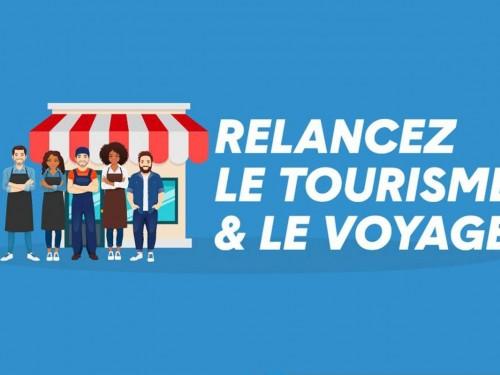 Dites-le à votre député : «Relancez le tourisme & le voyage !»