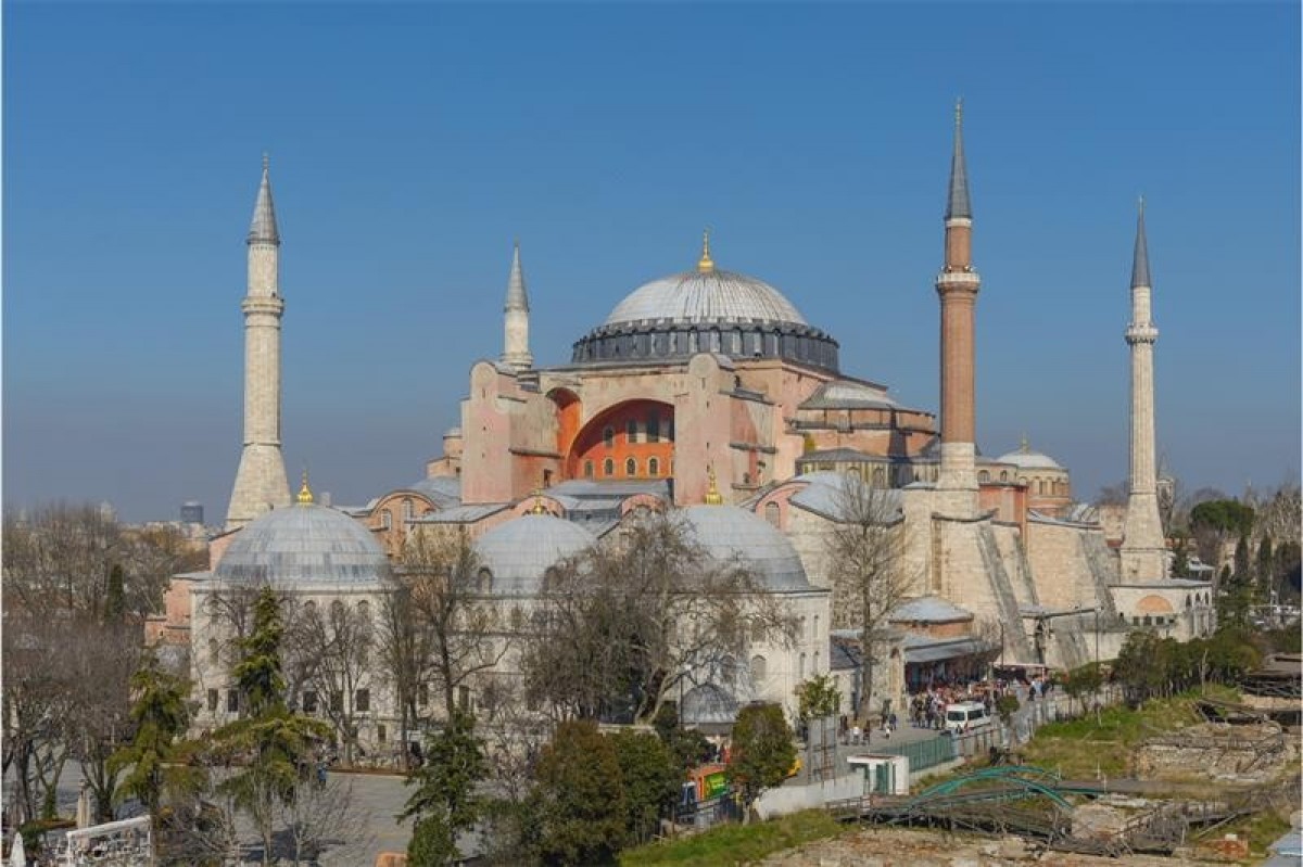 Istanbul : Sainte-Sophie plongée dans une controverse