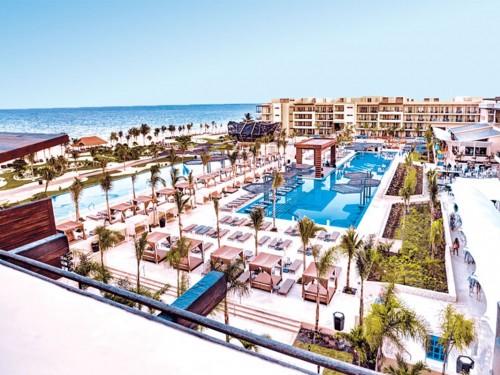 Blue Diamond Resorts rouvre six propriétés de luxe au Mexique et en Jamaïque