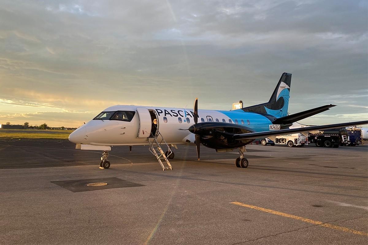 Pascan Aviation bonifie son réseau régional dans l'est du Québec