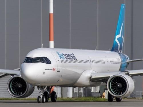 Air Transat facilite le prépaiement des frais d'enregistrement des bagages en soute