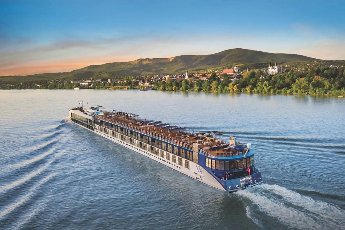 AmaWaterways reprend ses activités de croisières fluviales en Europe