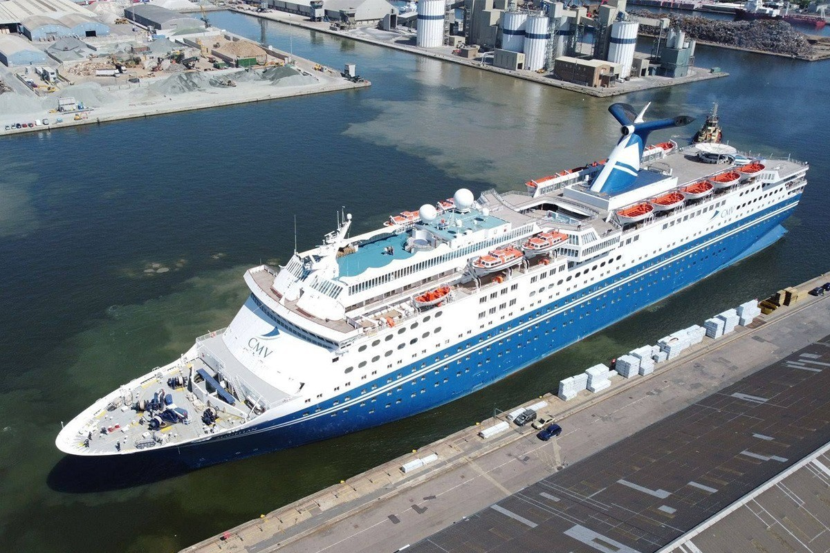 Une autre compagnie de croisières emportée par la COVID : Cruise & Maritime Voyages