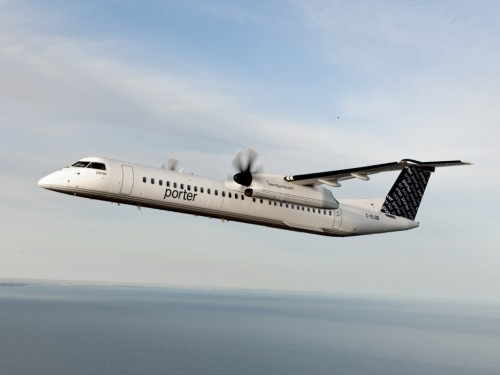 Porter prolonge la suspension de ses vols jusqu'au 7 octobre