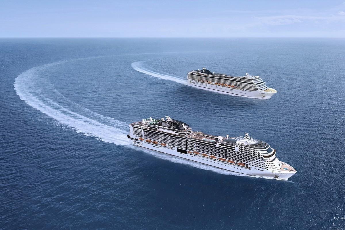 Les MSC Grandiosa et Magnifica reprennent leurs opérations en Méditerranée, mais…