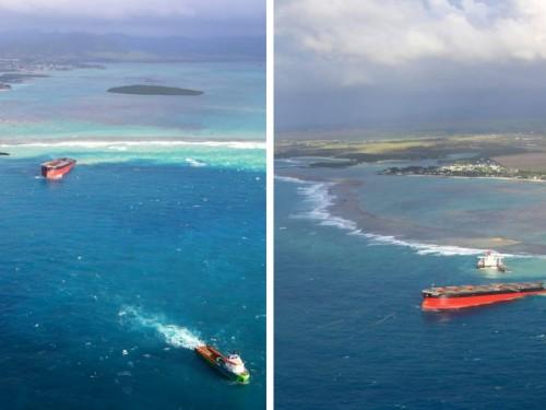 Naufrage du MV Wakashio à Maurice : plus de peur que de mal ?