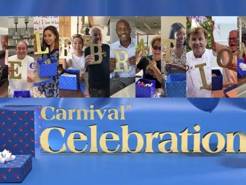 Le prochain navire de la classe Excel de CCL s'appellera Carnival Celebration