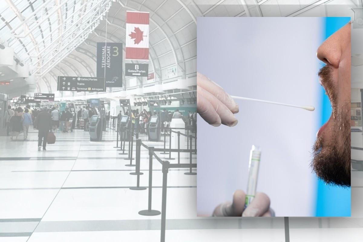 Projets pilotes de dépistage de la COVID à l'aéroport : Air Canada et WestJet vont de l'avant