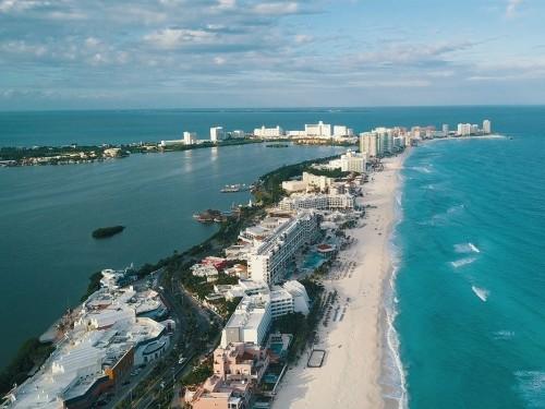 Cancún atteindra 60% d'occupation d'ici la fin 2020, selon les responsables touristiques