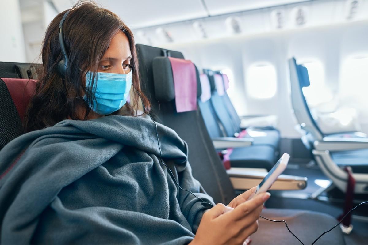 Masque obligatoire : deux passagers récalcitrants condamnés à une amende de 1000 $ chacun