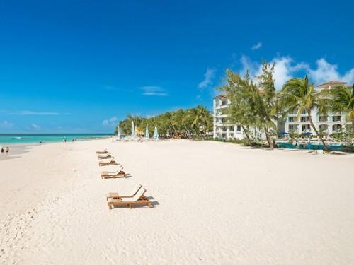 Sandals a rouvert ses deux tout-inclus de la Barbade