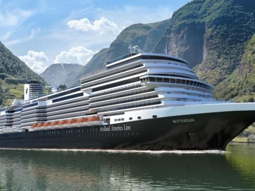 5 navires de Holland America Line devraient explorer l'Europe en 2021
