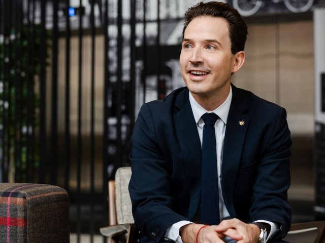 Pascal Prinz devient le président de la Commission Européenne du Tourisme au Canada