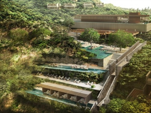 PHOTOS : un nouveau Four Seasons arrivera à Tamarindo, au Mexique, en 2021