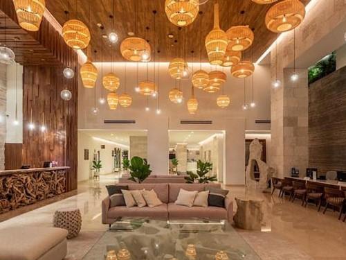 Le Sun Palace Cancun termine sa rénovation de 40 M $
