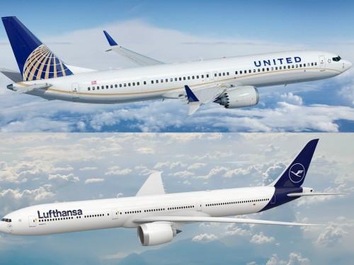 United et Lufthansa veulent tester rapidement leurs passagers nord-américains contre la COVID