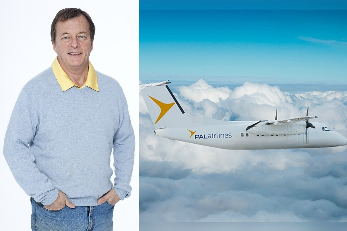 Louis Gosselin passe de WestJet à PAL Airlines