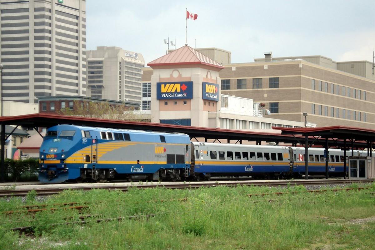 VIA Rail prolonge la suspension de ses trajets longue distance