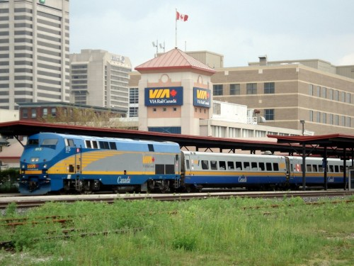 VIA Rail prolonge la suspension de ses trajets longue distance