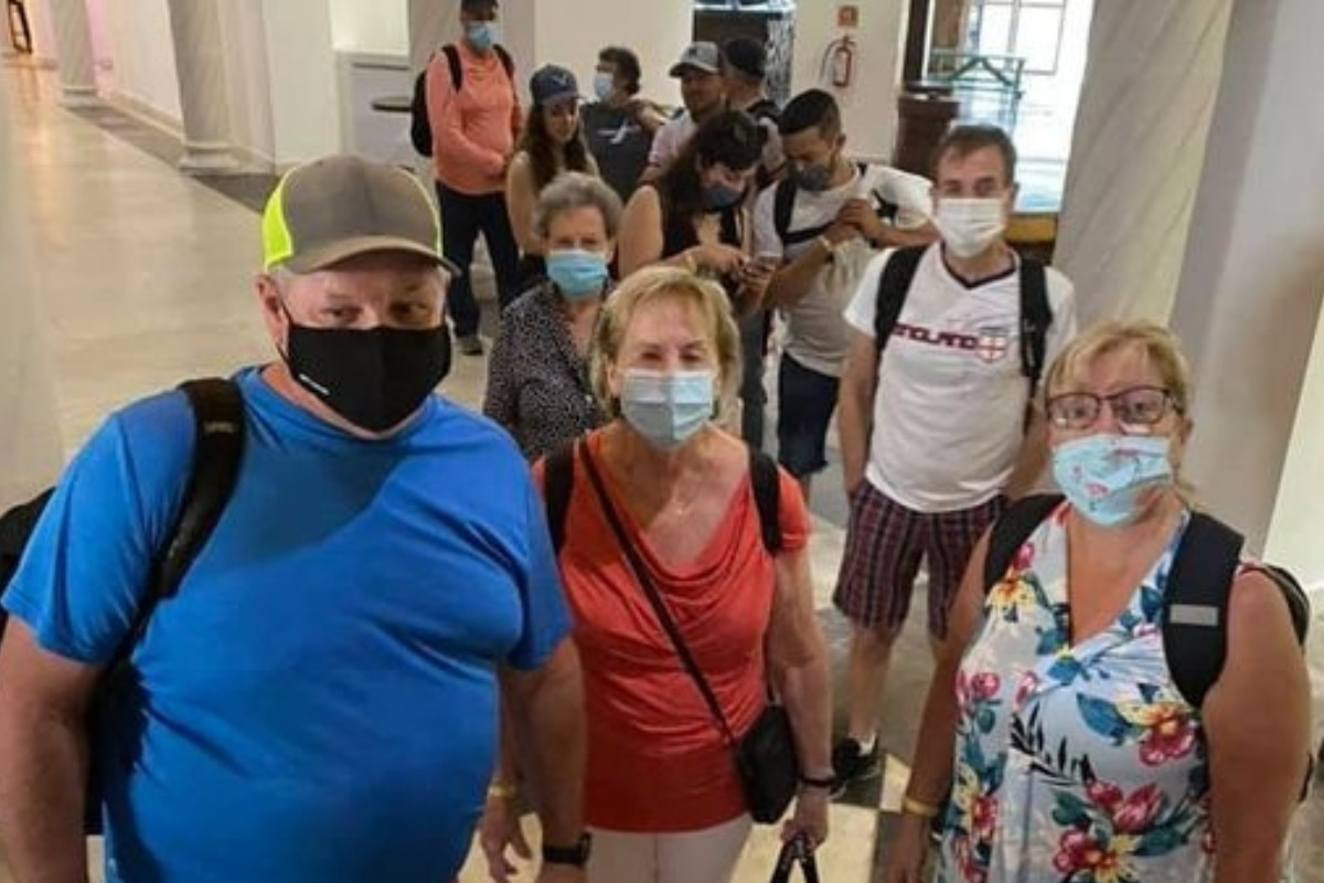 Delta balaye le Yucatan... et les vacances de Québécois !