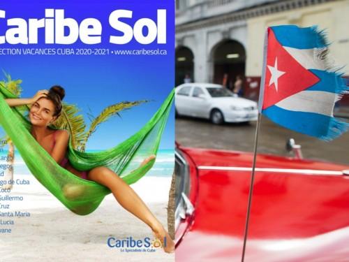 Caribe Sol : une brochure virtuelle pour la saison 2020-2021... et une assurance voyage COVID incluse !