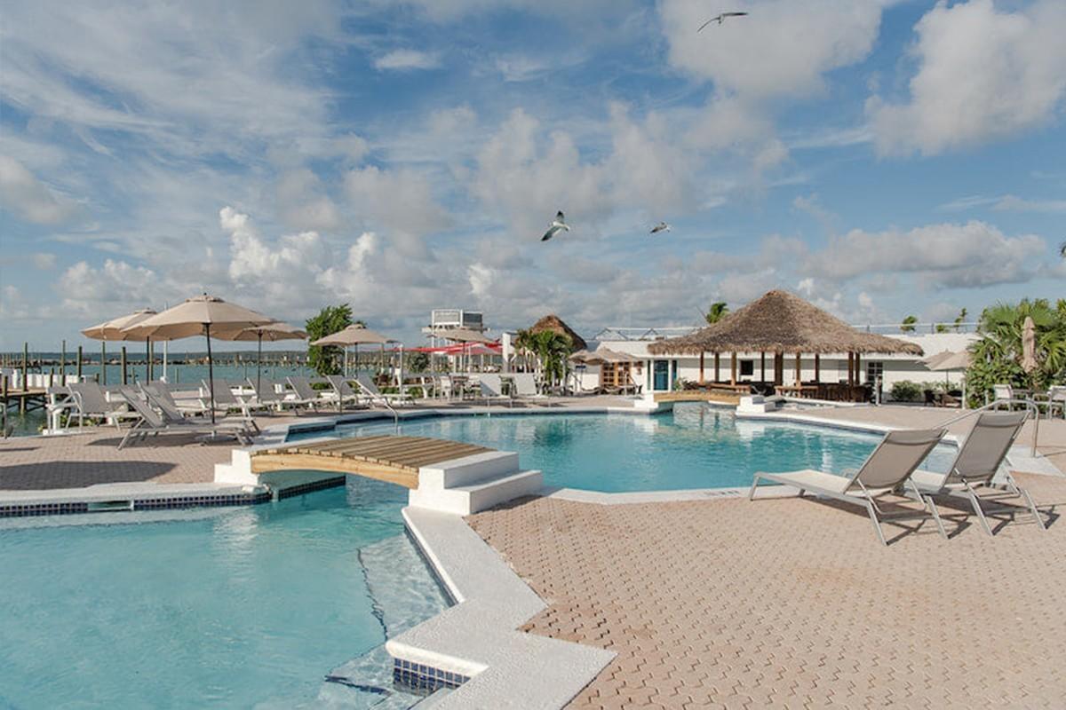 PHOTOS : Cet hôtel emblématique des Bahamas va rouvrir en novembre