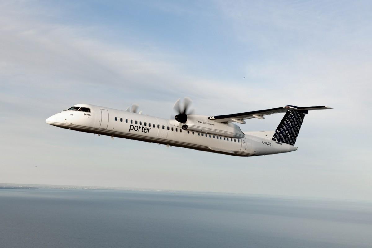 Porter prolonge encore la suspension de ses vols jusqu'au 15 décembre