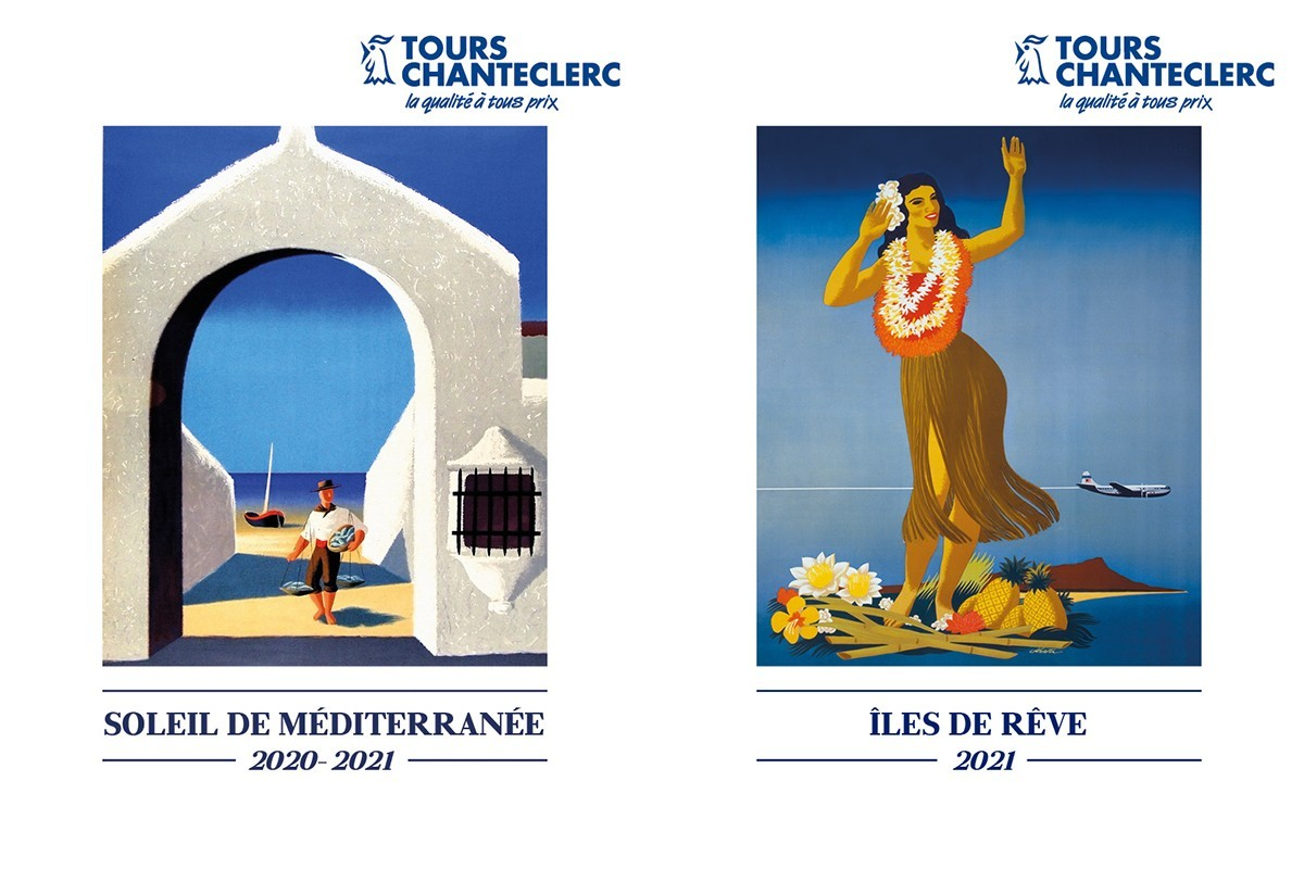 Tours Chanteclerc : 2 nouvelles brochures virtuelles pour 2021 et une nouvelle politique de réservation flexible