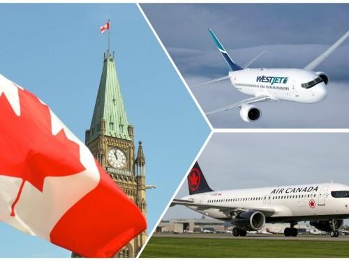 Prise de participation du gouvernement dans les compagnies aériennes ? Ottawa l'envisage !