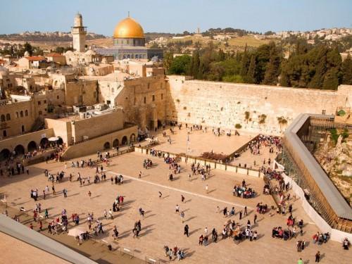 Cette semaine, vous pouvez insérer une note dans le Mur des Lamentations à Jérusalem, virtuellement