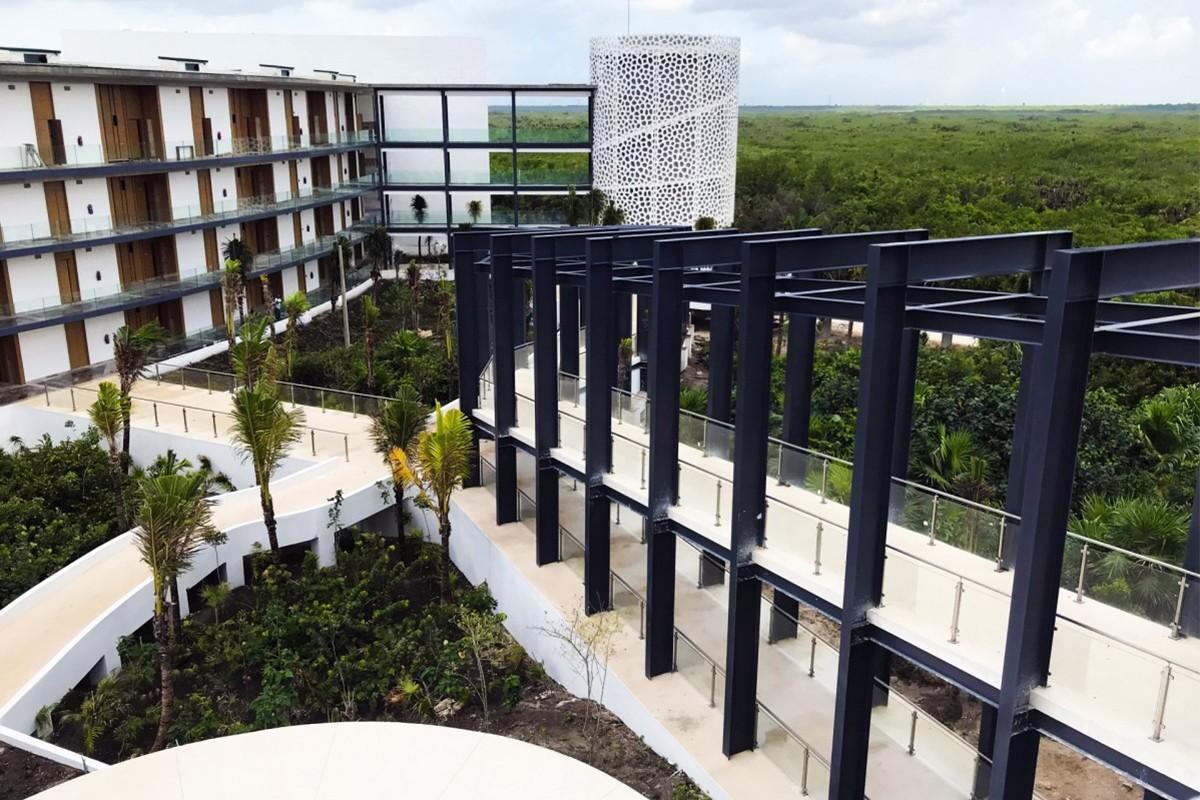 PAX à destination : Prometteur Haven Riviera Cancún