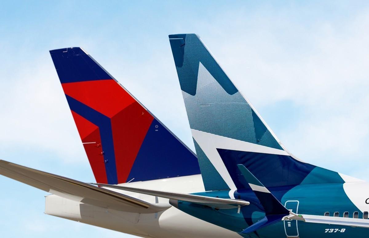 Le DOT approuve conditionnellement l'alliance entre WestJet et Delta