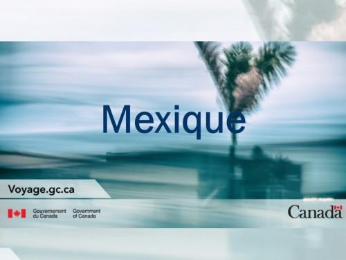 Yucatan : gare à Zeta !