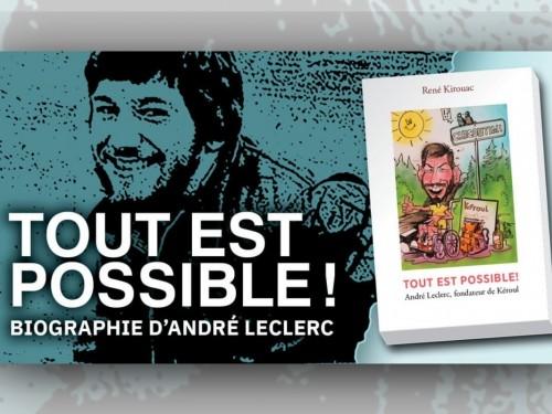 Tourisme accessible : un ex de l'industrie publie la biographie du fondateur de Kéroul