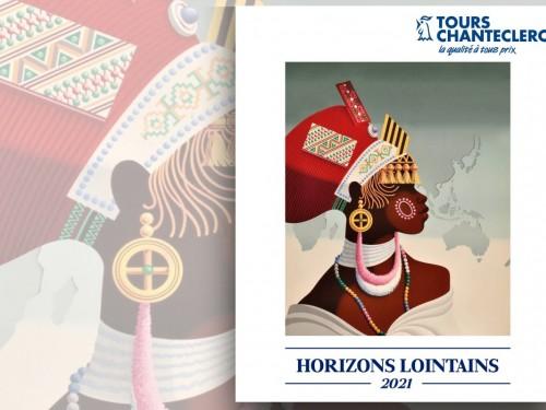 La brochure Horizons lointains 2021 de Tours Chanteclerc est disponible !