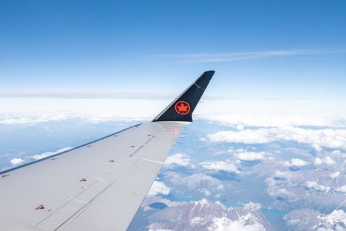 Air Canada prolonge son offre d'assurance COVID de Manuvie