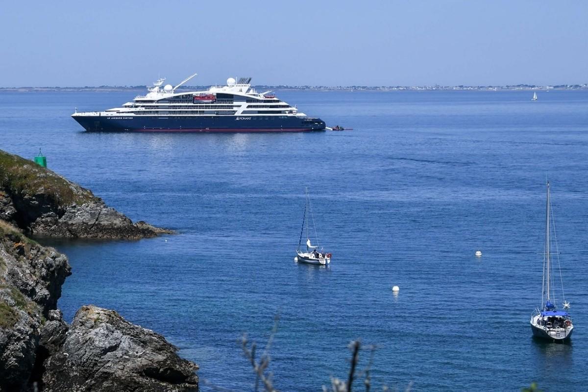 Une croisière du Jacques-Cartier perturbée : des passagers testés positifs malgré la « bulle anti-Covid » de Ponant