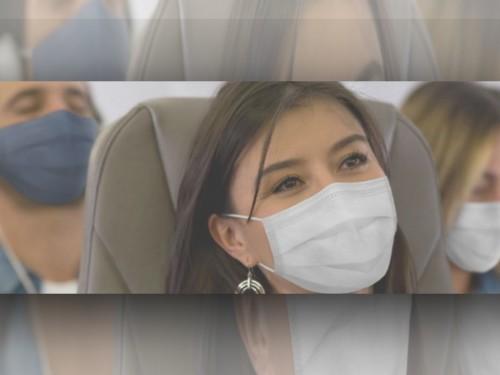 Port du masque en avion : ce qu'en dit l'Université Harvard…