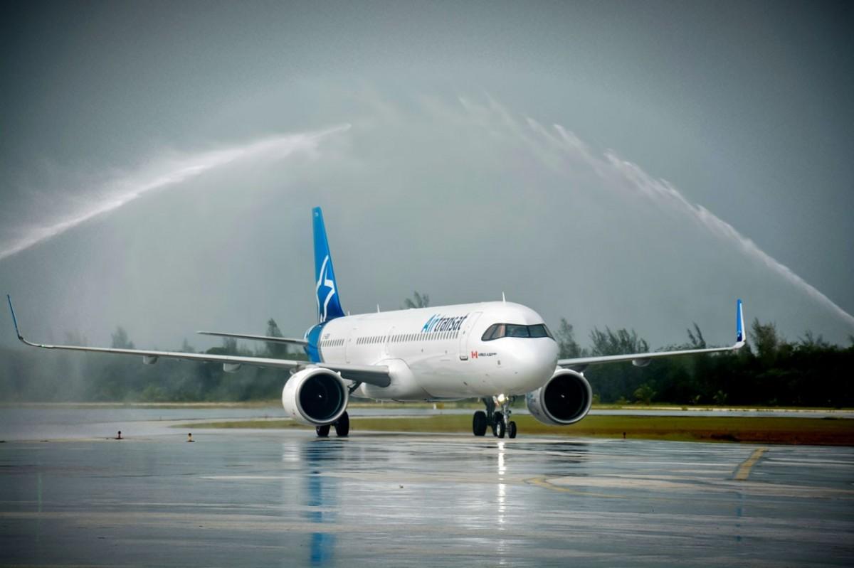 Transat redémarre ses opérations à Cuba : deux premiers vols atterrissent à Holguín