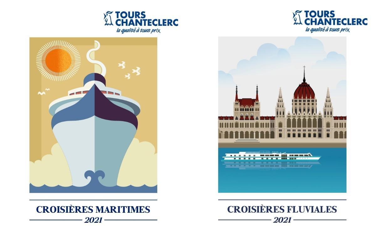 Tours Chanteclerc dévoile sa programmation croisières 2021
