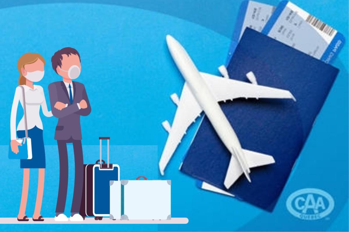 La nouvelle réalité des voyageurs, selon CAA Voyages