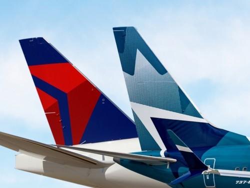 WestJet et Delta annulent leur projet de coentreprise après les demandes du DOT