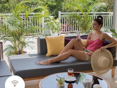 Le Wi-Fi est gratuit dans les hôtels Meliá Cuba