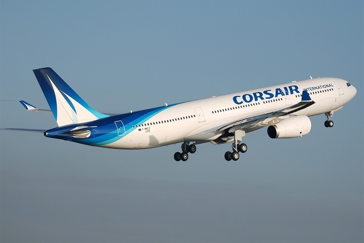Corsair signe un accord de 300 M€ assurant son avenir