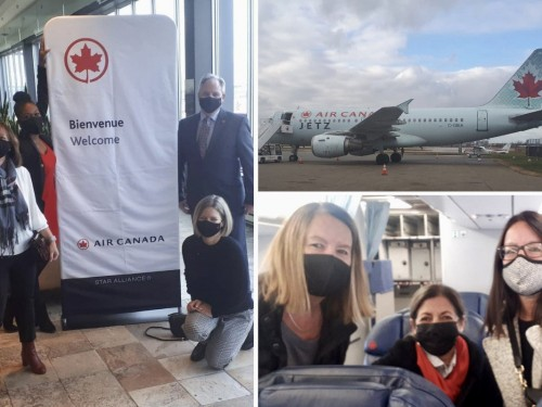 """Des agents du Québec obtiennent un avant-goût des """"voyages de stars"""" de VAC"""