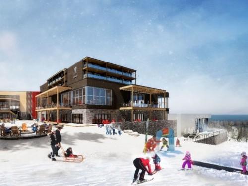 Les ventes débutent pour le Club Med Québec Charlevoix